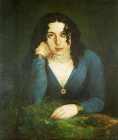 Lilly Martin Spencer (1822 –1902) Self Portrait