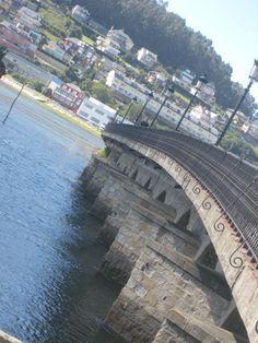 Puente de la Misericordia. Viveiro. (Lugo). Galicia. Spain.