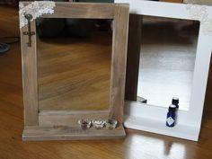 彩を添える小さなお洒落工芸 iCRAFT: 鏡でした。