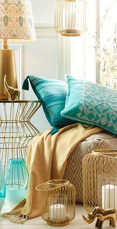 Home Decor Patterns--What's In and What's Out for 2015