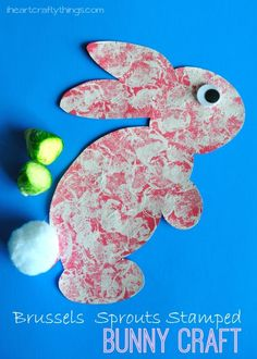 easter footprint canvas keepsake craft pinterest footprints