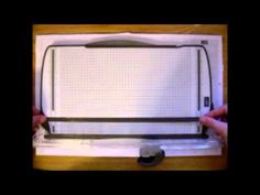 Stampin Trimmer | RotaryTrimmer | Paper Cutter