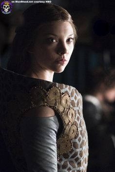 Natalie Dormer in Game of Thrones as Margaery Tyrell
