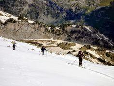 CRÓNICAS   MONTAÑERAS: Cordier 3254 m.