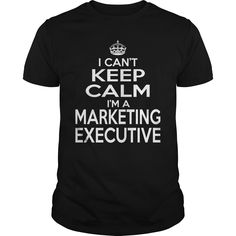 MARKETING EXECUTIVE Keep Calm And Let The Handle It T-Shirts, Hoodies. ADD TO CART ==► https://www.sunfrog.com/LifeStyle/MARKETING-EXECUTIVE--KEEPCALM-T4-Black-Guys.html?id=41382