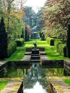 Buscot Park - Oxfordshire.