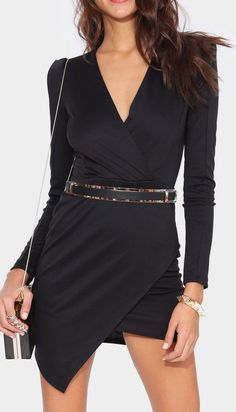 Girls Night Little Black Dress