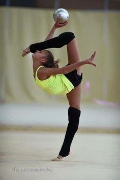 Alexandra Soldatova (Russia) # training