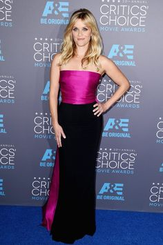 Pin for Later: Die Stars feiern weiter bei den Critics' Choice Movie Awards! Reese Witherspoon
