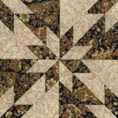 Free Hunter Star Quilt Pattern | Home » Hunter's Star Quilt Block Pattern