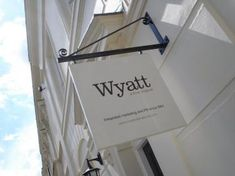 exterior hanging signs - Google Search