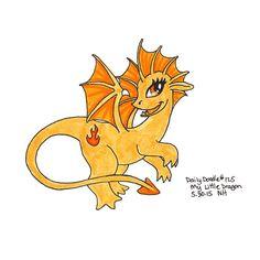 No.125 My Little Dragon