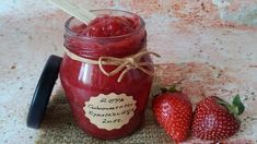 Eperdarabos eperlekvár cukor nélkül, tartósítószermentesen! - Salátagyár Jam Recipes, Diet Recipes, Dessert Recipes, Healthy Jam Recipe, Cukor, Diabetic Recipes, Healthy Desserts, Cake Cookies, Strawberry