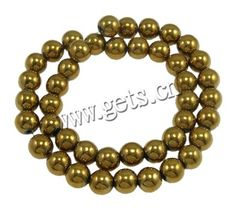 http://www.gets.cn/product/Magnetic-Hematite-Beads--Gold-Plated--Round--12mm--A-Grade_p58166.html