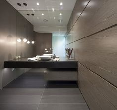 contemporary bathroom lighting. two in a row privacy and openness defining contemporary house sydney bathroomsmodern bathroom lightingcontemporary lighting