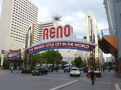 There's a renaissance afoot in northern Nevada! Discover the changes happening in Reno - from an emerging food and drink scene to incoming high-profile tech companies such as Tesla, Apple, Amazon and Switch.