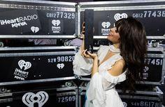 Camila Cabello with her MMVA
