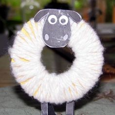 lamb of god for kids | Posted by birdbasket - I work with Preschool children at the library ...