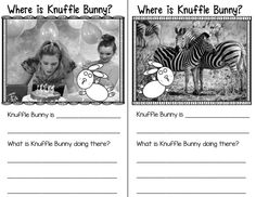 knuffle bunny too coloring pages | Knuffle Bunny, Knuffle Bunny Too, and Knuffle Bunny Free ...