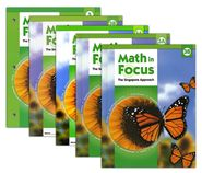 Math in Focus: The Singapore Approach Grade 3 Student Pack  $109.00 - no teachers manual or answer key