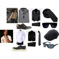 """""""Rap Corp."""" by crazybossette on Polyvore"""