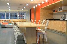 PA Publicidade / Consuelo Jorge Arquitetos #canteen