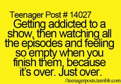 Omg The Secret Life of the American Teenager