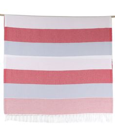 Spring Cotton Fringed Turkish Towel Turkish Bath Towels, Mediterranean Style, Spring Colors, Beach Towel, Cotton, Design