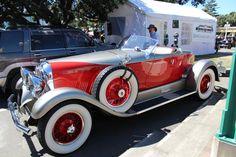 1930 Auburn Speedster