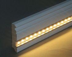 Moderne Lampen 75 : Besten led sockelleisten led fußleisten bilder auf