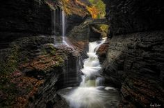 Beautiful Sites and Fun Activities in the Watkins Glen State Park, USA