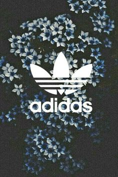 If you want me to make a wallpaper like this send me in dm the image you want! Requests are always open! my username is @shawnmarryme #adidas #flowers #dark
