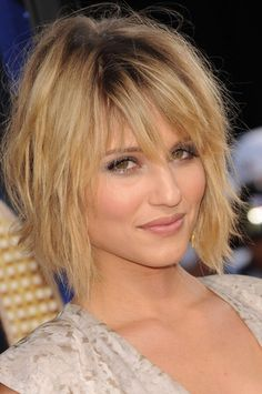 my short hair dreams (without the shredded wispies)