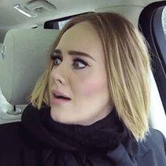 Esto no es un simulacro: Adele tiene una cuenta de Twitter secreta de la que no sabía ni su manager