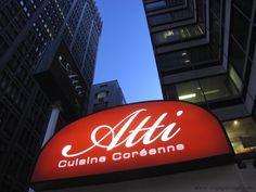 Atti Restaurant à Montréal