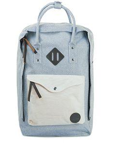 Sport Backpack Blue Khaki