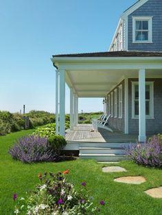 Surfside Chic Nantucket beach house retreat