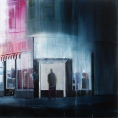 Brett Amory, Waiting #123 (via http://supersonicelectronic.com/post/21722737298/brett-amory-brett-currently-has-an-exhibition)
