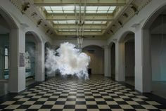 'nimbus (karabulut) munnekeholm' #berndnautsmilde #ronchinigallery #42maslak #art #exhibition