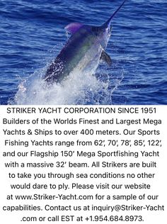 Fishing Yachts, Fishing Boats, Yacht Builders, Sport Fishing, Luxury Yachts, Monte Carlo, Rolls Royce, Billionaire, Monaco