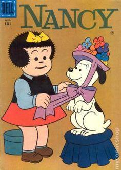 Nancy And Sluggo: Dressing The Dog (140 pieces)