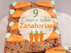 Zanahoria, 9 cosas que probablemente no sabías