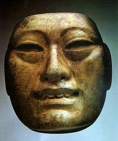 Olmec Masks