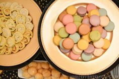 Macarons are perfect