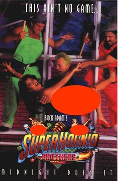 TIL that Nintendo is so protective of its property that it bought the rights of a super Mario brothers porn parody so that it would not be distributed.