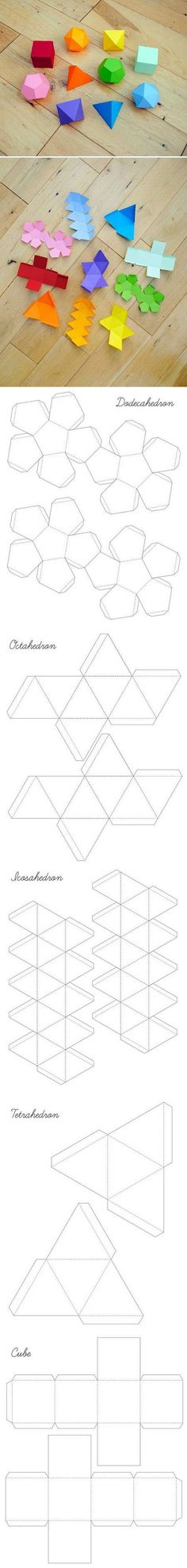 DIY-Geometrical-Box-Templates