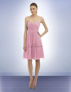 a47dbc8e279 Bill Levkoff - Bridesmaid Dress Style 323 Bill Levkoff Dresses