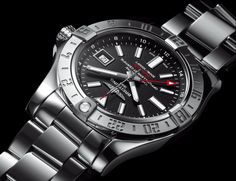 Avenger II GMT - Breitling - Instruments for Professionals