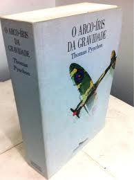 Em leitura: Arco-íris da gravidade, Thomas Pynchon Thomas Pynchon, Rainbows, Reading