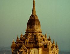 Pagan, City of Temples, Myanmar (Burma)